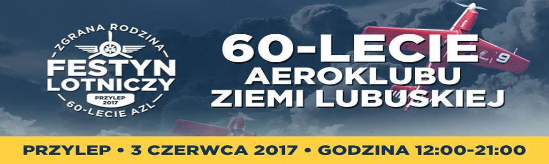60 lecie Aeroklubu Ziemi Lubuskiej