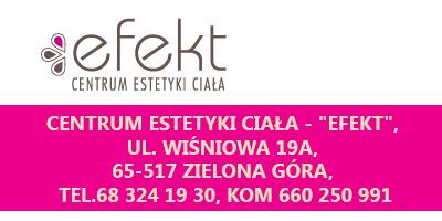 """Centrum Estetyki Ciała """"Efekt"""""""