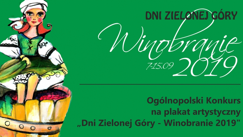 Zaprojektuj Plakat Artystyczny Na Winobranie 2019