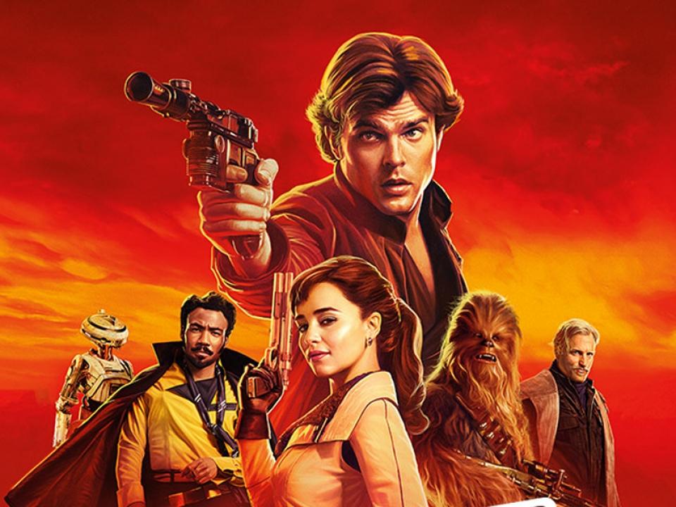Kino Han Solo