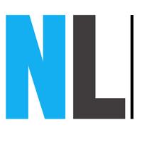 Logo NL cu font